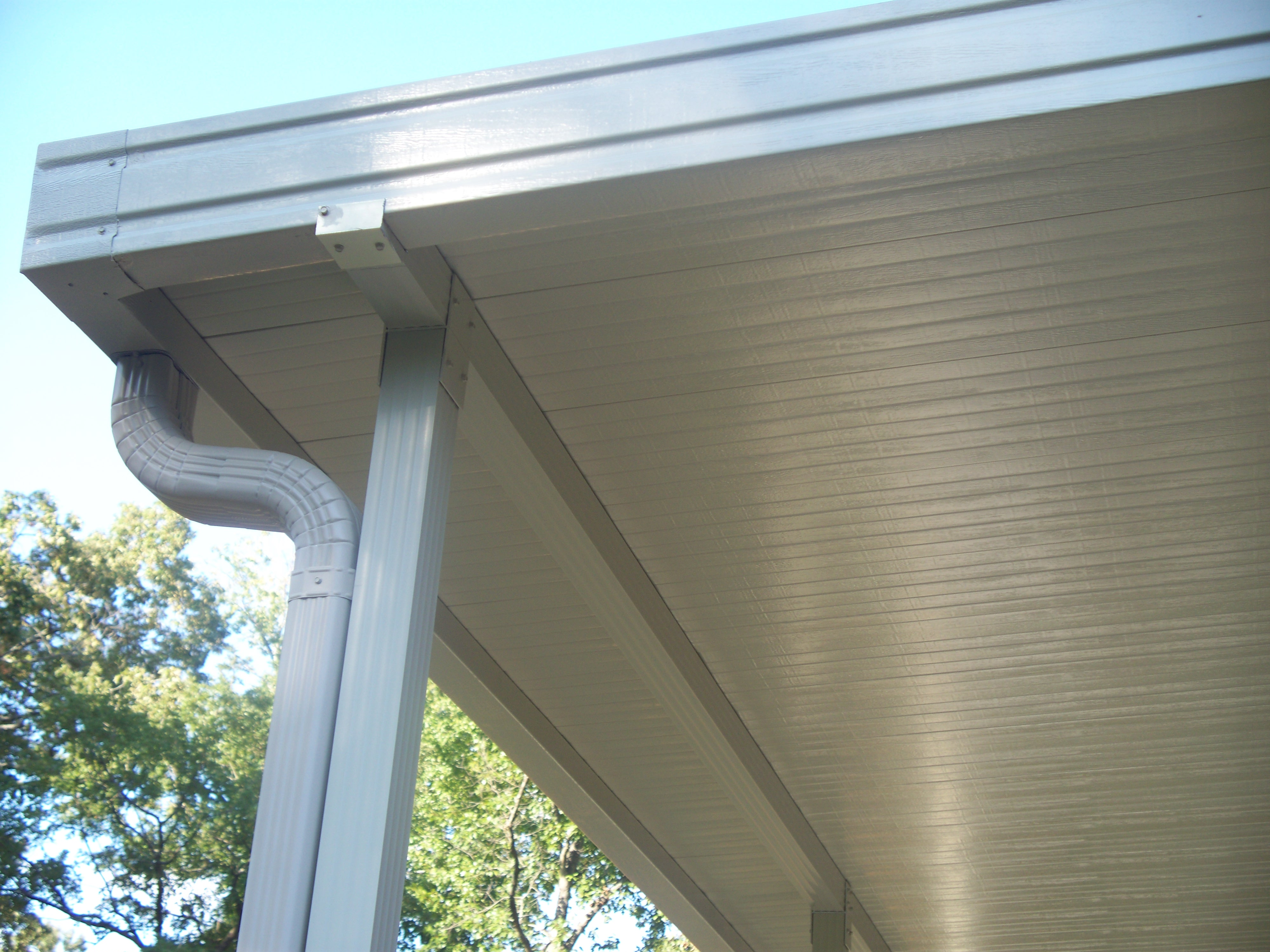 Metal Patio Cover Longview Tx. Click To Enlarge Photo