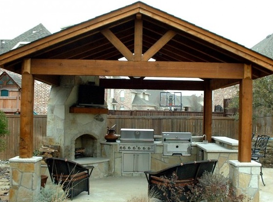Longview TX Tyler, East Texas Outdoor Kitchen-Ideas, Designs ...