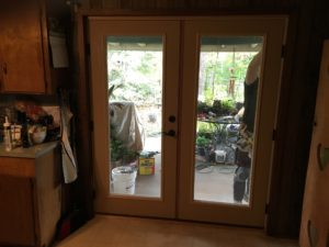 Replacement Entry French Fiberglass Doors Longview
